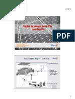 10 Planta Solar Centrada o Distribuida