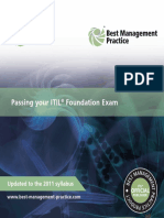 Passing Your ITIL Foundation Exam_CHROM