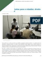 Certidões Gratuitas Para o Cidadão_ Direito Constitucional - Portal CNJ