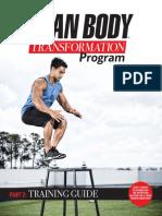 Labrada Leanbodychallenge Transform Training Male