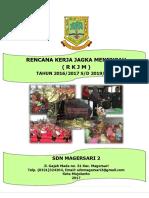 RKJM 2016-2020 SD Negeri Magersari 2 Mojokerto