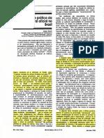 Miceli, S. Teoria e Prática Da Política Cultural Oficial No Brasil.