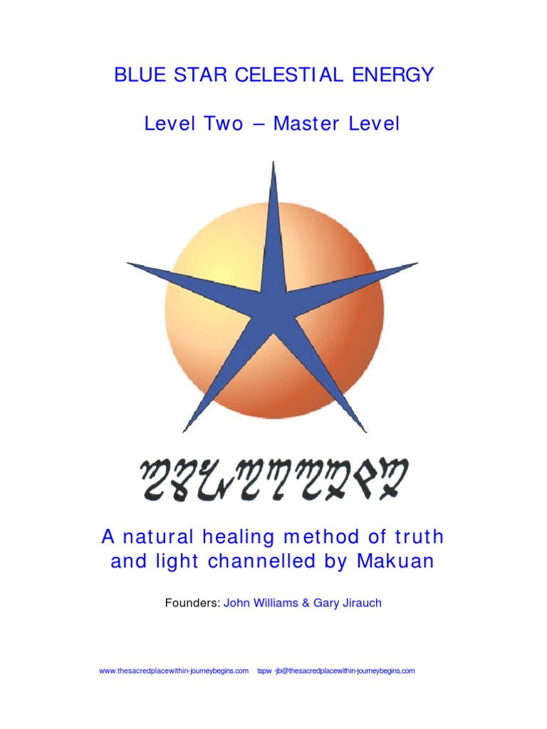 Blue Star Master Manual Chakra Plane Esotericism