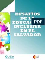 DESAFIOS DE LA EDUCACION INCLUSIVA EN EL SALVADOR.pdf