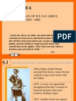 Chapter 6 (The Reign Of Sultan Abdul Momin 1852 - 1885)
