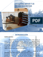 introduccion a la geometria descriptiva