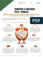 Como Combatir La Obesidad en El Trabajo