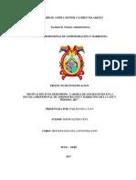 Mineria y Poblacion