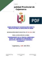 BASES ADS 032-2011 Trocha Carrozable Agocucho