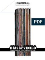 Dias de Vinilo-una Historia Del Diseño Grafico Musical
