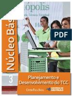 Livro sobre Planejamento e Desenvolvimento de TCC