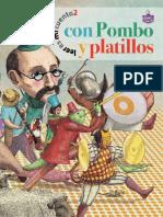 Con Pombo y Platillos