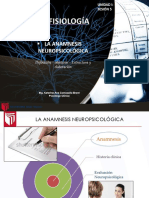 Clase 5 Anamnesis Neuropsicológica 02 Oct