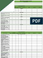Check List Inspecciones de Seguridad - Oficinas Administrativas