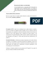 CABLEADO ELÉCTRICO AUTOMOTRIZ