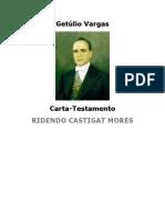 Cart a Testament o