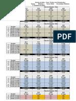 CRONOGRAMA DE AULAS  - Técnico em Eletrotécnica - 2° Semestre de 2018 (1).xlsx