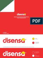 1 MANUAL CONSTRUCCIÓN MARCA DISENSA (Tipografia)