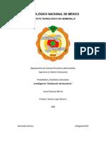 INVESTIGACIÓN UNIDAD I. DISTRIBUCIÓN DE FRECUENCIA.docx