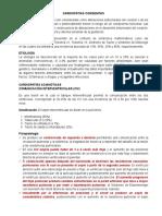 CARDIOPATIAS CONGENITAS resumen