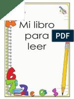 Mi Libro de Lectura
