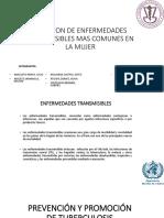 ATENCION DE ENFERMEDADES TRANSMISIBLES MAS COMUNES EN LA MUJER 2.pptx