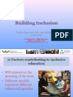 Overview on Inclusion v5