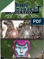 Æon Trinity - Field Report - Alien Races
