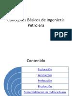 Conceptos Básicos de Ingeniería Petrolera