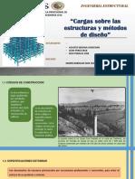 Cargas Sobre Las Estructuras y Métodos de...