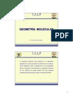 9 Geometria Molecular