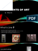 elements of art assessment 2