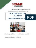 portafolio - alumno. 2018docx