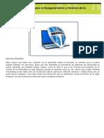 Tema 04 Estándar Para El Aseguramiento y Gestión de La Seguridad