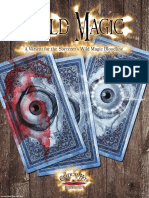 Wild Magic Chart - Updated