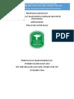 Proposal Kegiatan TBC