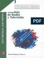 Libro-Sistemas de Radio y Television - Paraninfo 2001
