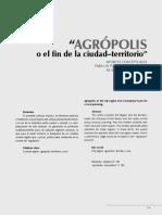 Dialnet-AGROPOLISOElFinDeLaCiudadterritorio-4013881.pdf