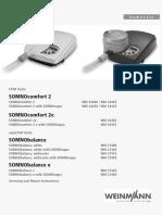 Weinmann SomnoComfort 2 - Service Manual