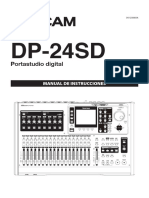 Manual dp24sd español
