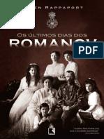 Helen Rappaport - Os Últimos Dias Dos Romanov