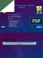 Perfil Vacacionista 2017