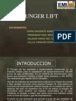 PLUNGER LIFT