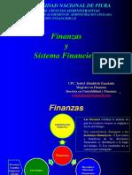 Cap I Finanzas y Sistema Financiero