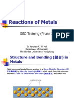 PhaseIII Chem L5 ReactionOfMetals Ppt