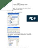 MODUL 10  Delphi MySQL dengan Zeos