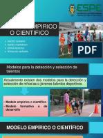 MODELO EMPIRICO O CIENTIFICO.pptx