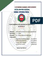 Informe Expociencia II-2018