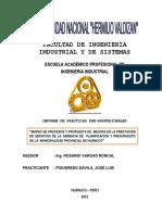 Informe Practicas Pre Profesionales