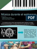 Música Durante El Embarazo